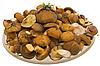 ID 3080425 | Pilze auf dem Teller | Foto mit hoher Auflösung | CLIPARTO
