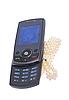 Мобильный телефон и бусы | Фото