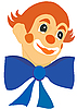 Clown | Stock Illustration