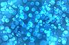 蓝色背景 | 光栅插图