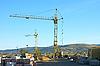 Miejsce budowy | Stock Foto