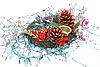 圣诞装饰品 | 免版税照片