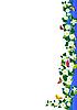 Vektor Cliparts: Frühling Wildblumen