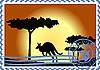 Briefmarke Australien