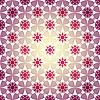 ID 3089995 | Nahtloses lila geometrisches Muster | Stock Vektorgrafik | CLIPARTO