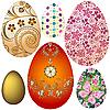 Set `s Ostern Eier