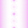 Wiederholen rosa-weiß-Muster
