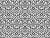 ID 3083232 | Nahtloses Damast-Muster | Stock Vektorgrafik | CLIPARTO