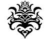 gothisches Pattern
