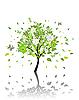 Blütender Baum