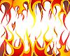 ID 3157229 | Background fire | Klipart wektorowy | KLIPARTO