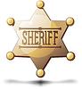 Звезда шерифа | Векторный клипарт