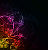 ID 3087733 | Streszczenie kwiatowy tło | Klipart wektorowy | KLIPARTO