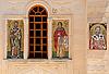 ID 3106107 | Мозаичные иконы в греческой православной церкви | Фото большого размера | CLIPARTO