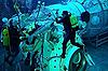 ID 3106214 | Astronaut Michael Barratt w puli Hydrolab | Foto stockowe wysokiej rozdzielczości | KLIPARTO