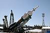 ID 3115778 | Sojus-Rakete Montage auf der Startturm | Foto mit hoher Auflösung | CLIPARTO