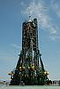 ID 3115779 | Statek kosmiczny Sojuz na wyrzutni | Foto stockowe wysokiej rozdzielczości | KLIPARTO