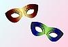 Karneval-Masken