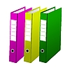 Vector clipart: Three office folders