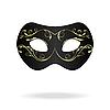 realistische Karneval oder Theater-Maske