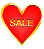판매를위한 마음 | Stock Vector Graphics