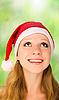 ID 3104933 | Christmas Dziewczyna | Foto stockowe wysokiej rozdzielczości | KLIPARTO