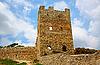 ID 3088893 | Genueńczyków Forteca w Teodozja | Foto stockowe wysokiej rozdzielczości | KLIPARTO