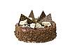 Schokoladenkuchen | Stock Foto