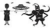 ID 3139329 | Инопланетяне | Векторный клипарт | CLIPARTO
