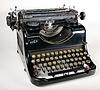 ID 3216937 | Maszyna do pisania | Foto stockowe wysokiej rozdzielczości | KLIPARTO