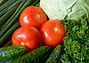 Gemüse | Stock Foto
