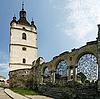 Alte Kirche in Kamjanez-Podilskyj | Stock Foto