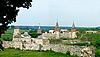 Alte Festung in Kamjanez-Podilskyj | Stock Foto