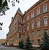 Gebäude von regionaler Czernowitz Verwaltung | Stock Foto