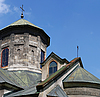 Alte armenische Kirche in Lemberg | Stock Foto