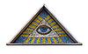 ID 3093534 | Allsehendes Auge | Foto mit hoher Auflösung | CLIPARTO