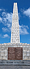 Obelisk of Glory w Sewastopolu | Stock Foto