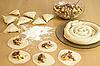 ID 3090543 | Kochen von Samsa | Foto mit hoher Auflösung | CLIPARTO