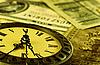 概念,时间就是金钱 | 免版税照片