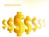 схема вышивки денежных купюр