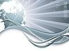 Vektor Cliparts: Technologischer Hintergrund