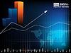 Welt-Statistik Kulisse