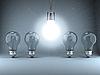 ID 3092023 | Glühbirnen | Illustration mit hoher Auflösung | CLIPARTO