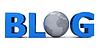 ID 3334948 | Word-Blog mit Globus über weißem | Illustration mit hoher Auflösung | CLIPARTO