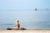 ID 3120531 | Urlaub in Jurmala am Seebad des Golfs von Riga | Foto mit hoher Auflösung | CLIPARTO