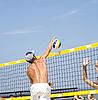 ID 3122913 | Beach-Volleyball. | Foto mit hoher Auflösung | CLIPARTO