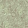 Nahtloses kunstvolles Blumenmuster | Stock Vektrografik