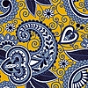 Nahtloses ornamentales Muster | Stock Vektrografik