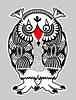 Tier-Fantasy-Persönlichkeit, owl