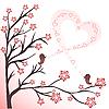 Liebes-Vögel